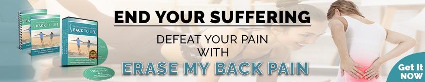Get Erase My Back Pain