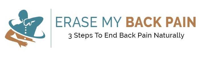 Erase My Back Pain Header